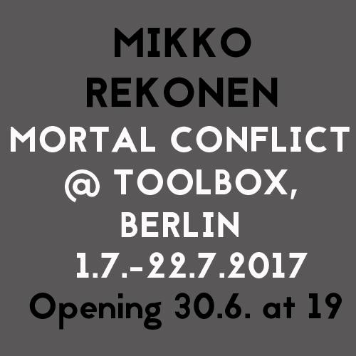 Mortal Conflict mainos